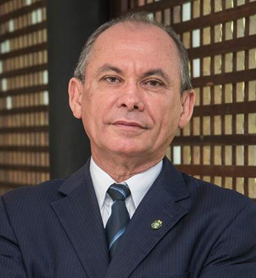 Foto oficial do secretário Nelson Martins