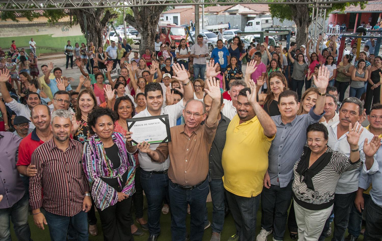 Governo do Ceará autoriza obras do projeto São José III para quase 400 famílias de Itatira e Redenção