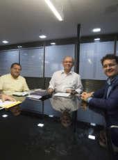 Água Para Todos: Governo do Ceará discute com o Ministério da Integração aporte de R$ 144 milhões