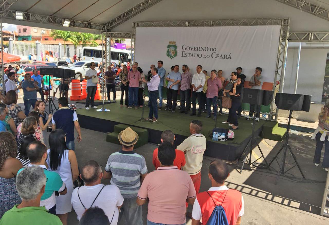 Governo do Ceará autoriza obras para a melhoria do trânsito em Baturité e Mulungu