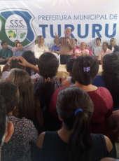 Tururu e Uruburetama recebem investimentos do Programa Sinalize