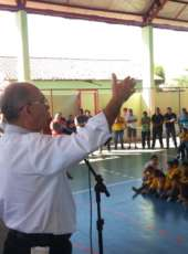 Sinalize: Programa do Governo do Ceará chega ao Eusébio