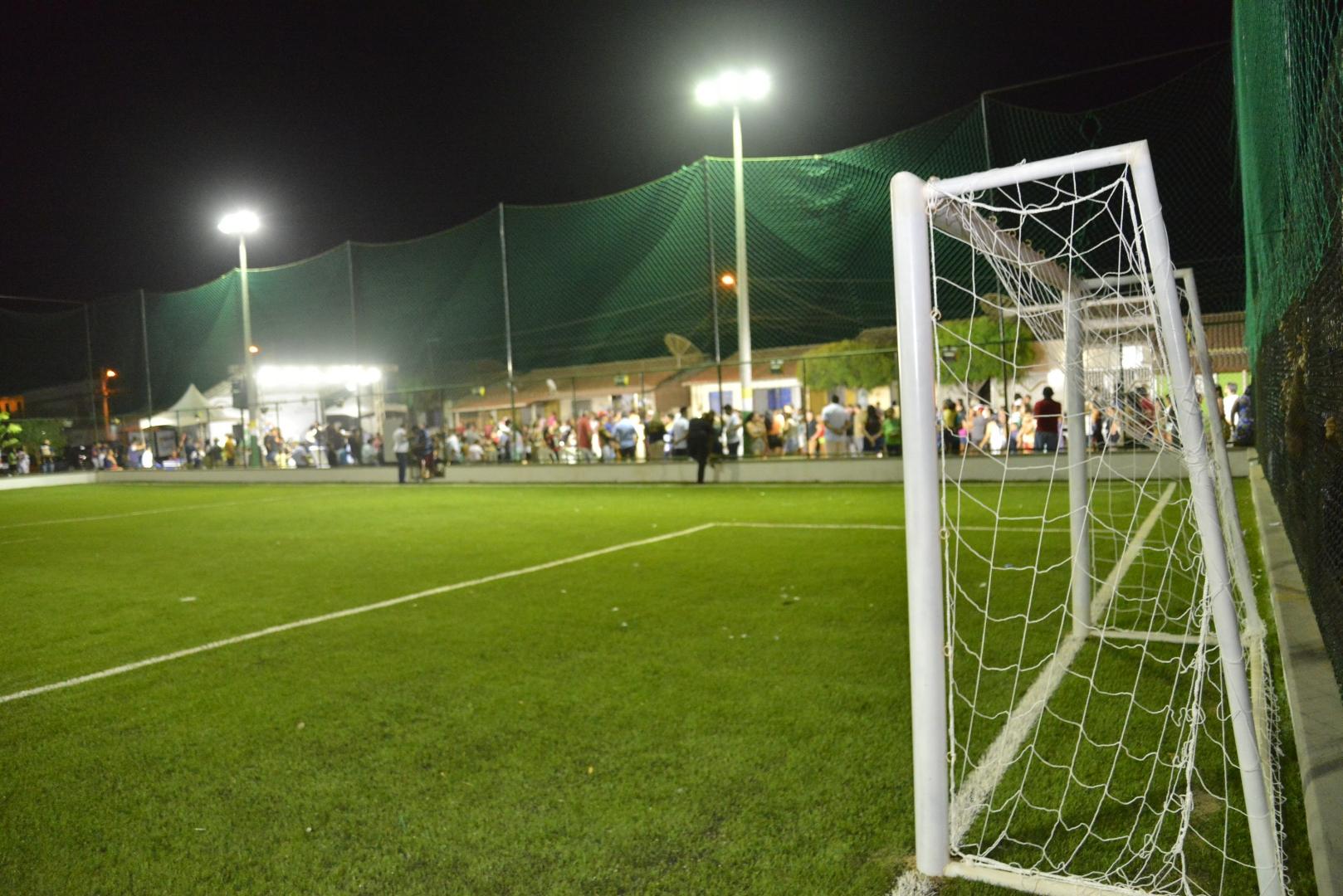 Itaiçaba recebe a 79ª areninha do Governo do Ceará