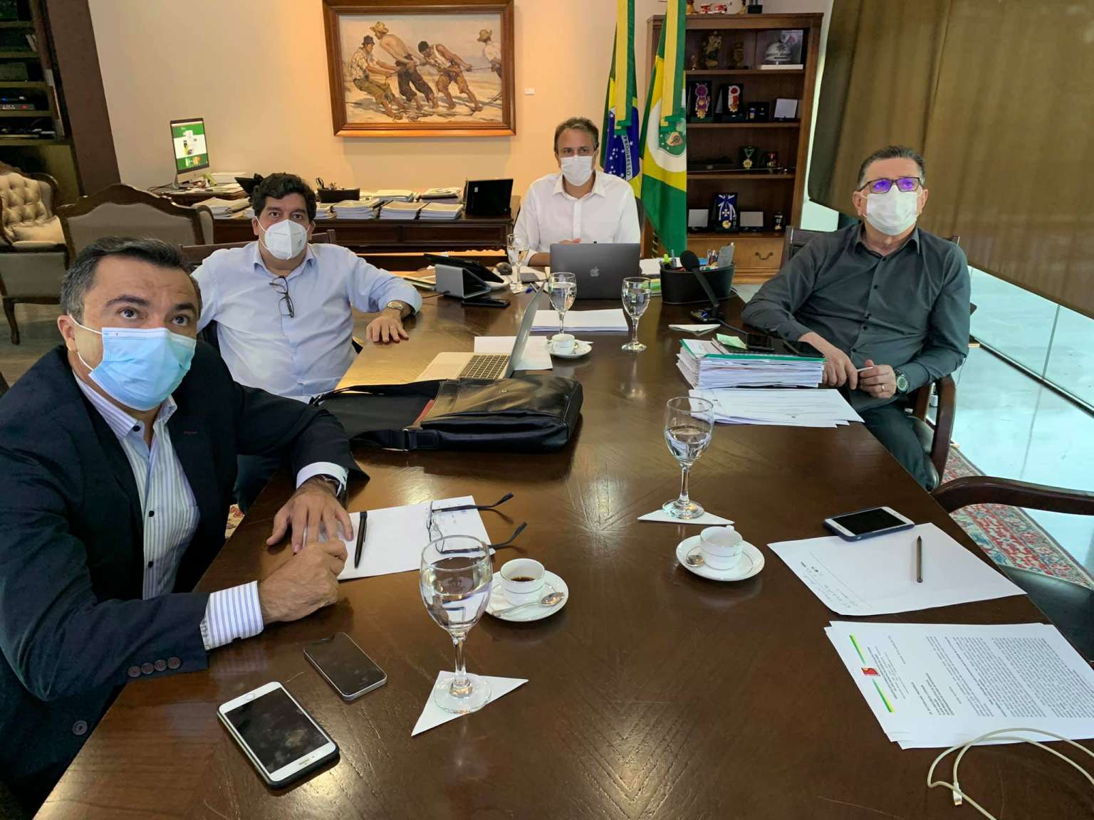 Governo do Ceará prorroga atual decreto por mais uma semana sem modificações