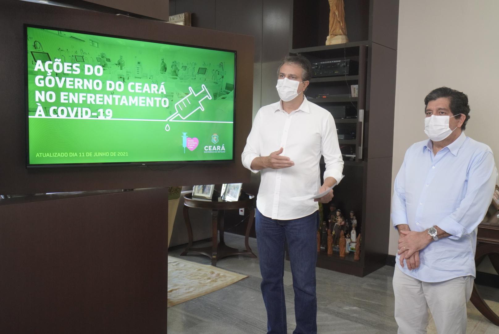 Novo decreto autoriza retorno presencial para escolas de ensino médio em quatro macrorregiões do Ceará; Cariri segue com restrições